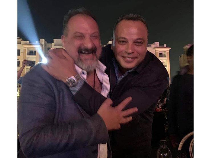 تامر عبدالمنعم وخالد الصاوي (2)