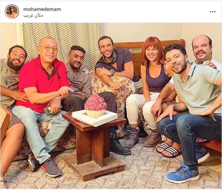 عيد ميلاد المخرج أحمد خالد