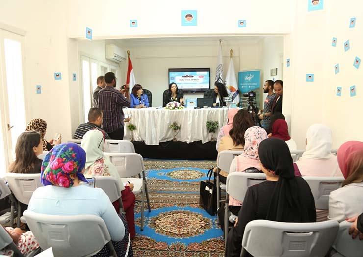 مؤتمر المجلس القومي للمرأة (2)