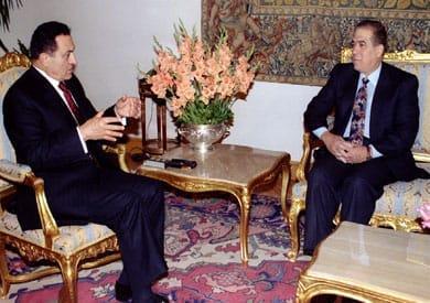 الرئيس الأسبق محمد حسني مبارك (3)