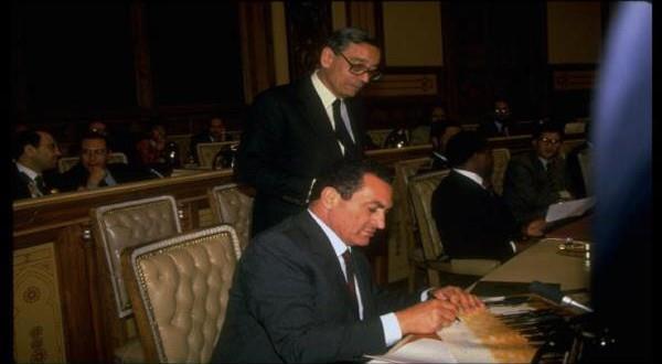 الرئيس الأسبق محمد حسني مبارك (2)
