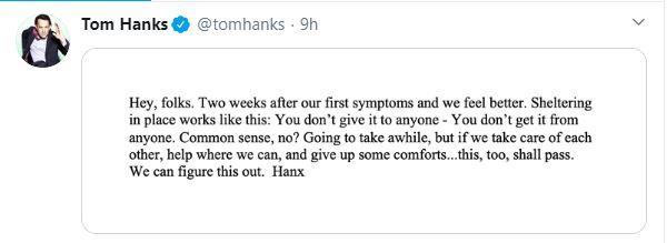 توم هانكس