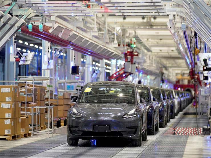 تيسلا تعتزم شحن سيارات مصنعة في الصين إلى أوروبا وآسيا