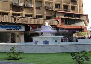 دراسة لإنشاء نافورات مياه بشوارع حي عابدين (2)