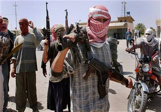 الداخلية تمشط المساعيد بحثا عن قتلة شرطيي العريش