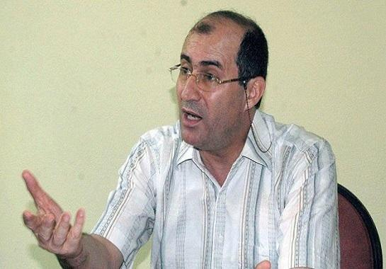 حشمت: الشاطر طالب الوفد الأمريكي بالتفاوض مع مرسي