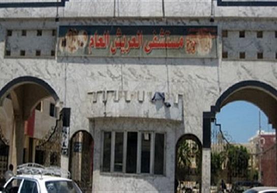 مصرع وإصابة 5 أشخاص في حوادث متفرقة بشمال سيناء