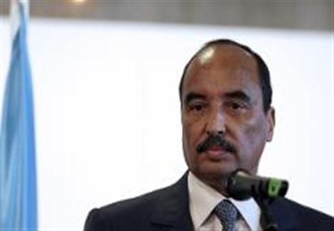 الرئيس الموريتاني محمد ولد عبد العزيز يتولى رئاسة الاتحاد الافريقي