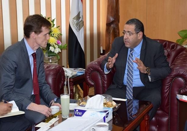 وفد تجاري بريطاني يزور مصر يناير المقبل للتعرف على الاستثمارات المتاحة نادي خبراء المال