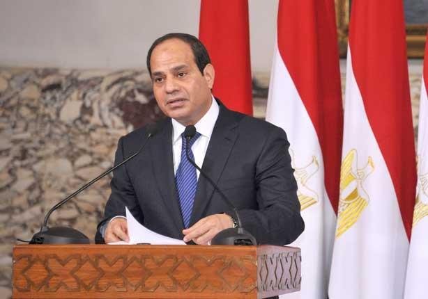 السيسي: مصر لم تتدخل بقوات جوية أو برية في ليبيا