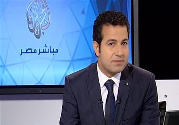 """لأول مرة .. مذيع قناة """"الجزيرة"""" يصف السيسي بـ """"رئيس مصر المنتخب"""""""