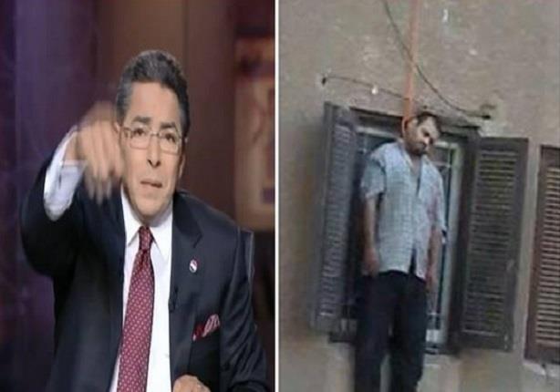 انتحار شاب بطريق مآساويه ومحمود سعد: ده بيعمل اعلان للناس