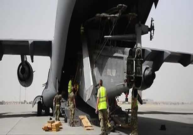 كيف يتم نقل الأباتشي من أفغانستان إلى بريطانيا