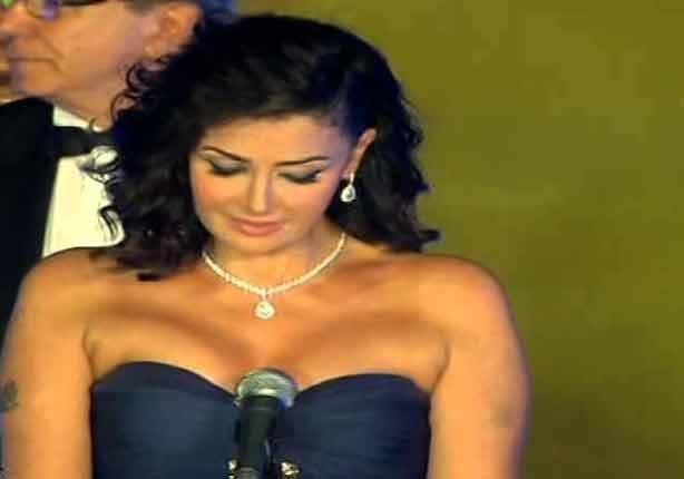 """شردي لغادة عبد الرازق """"إيه اللي خلاكِ تتكلمي انجليزي"""" في مهرجان القاهرة السينمائي"""