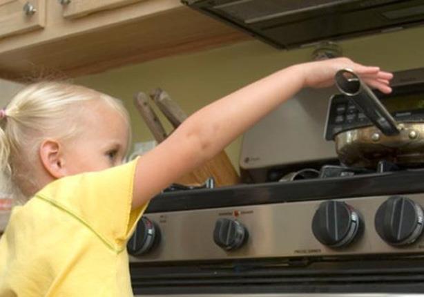 تدابير لأمان الأطفال في المنزل