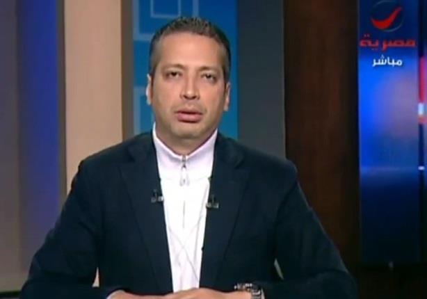 """تامر أمين : مستعد """"أبوس"""" رجل إعلاميين مصر"""