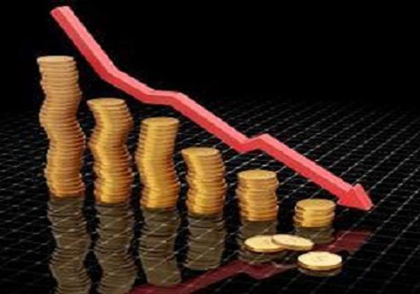 تقرير جلسة اليوم (اللون الاحمر يسيطر على البورصة المصرية ) نادي خبراء المال