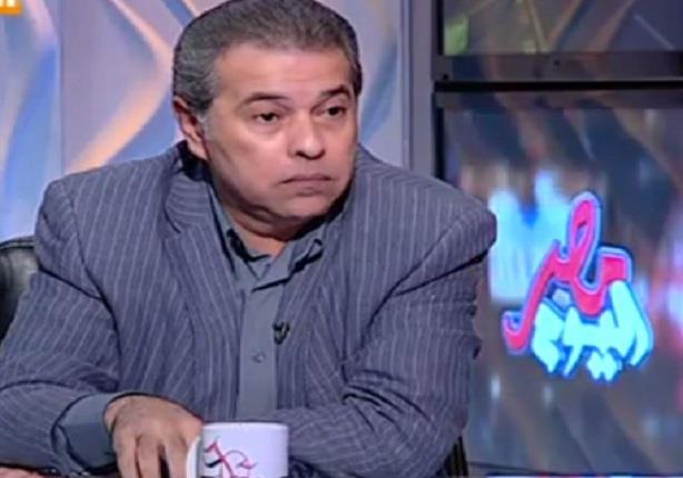 توفيق عكاشة: مراتي قالتلي طلقني ونبقى اصدقاء