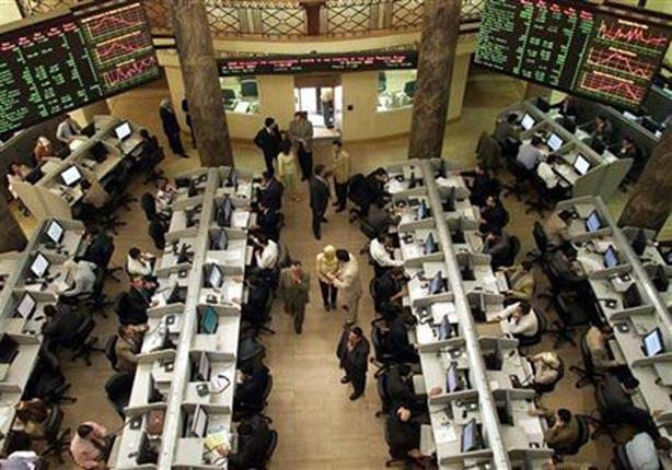تقرير جلسة اليوم  والسوق يعوض جزء من الخسارة نادي خبراء المال