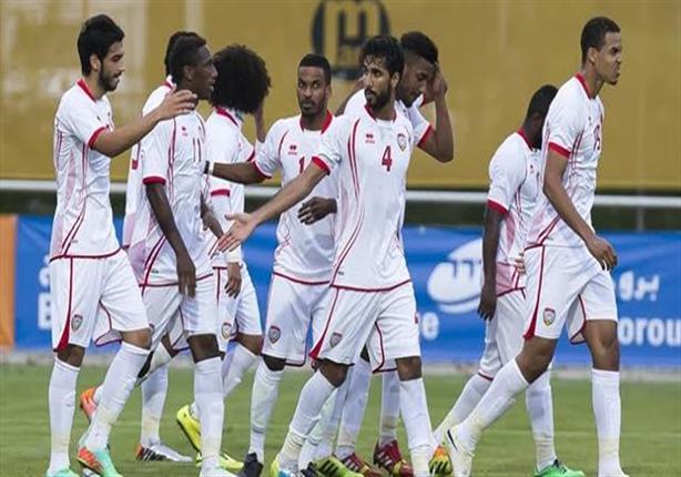 هدف الإمارات في مرمى عمان بخليجي 22 في لقاء المركز الثالث