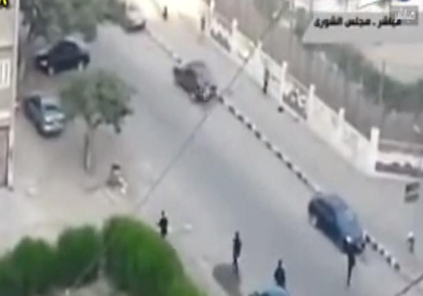 تقصي الحقائق تعرض فديوهات لاول مرة عن تعامل الشرطة مع المعتصمين فى رابعة