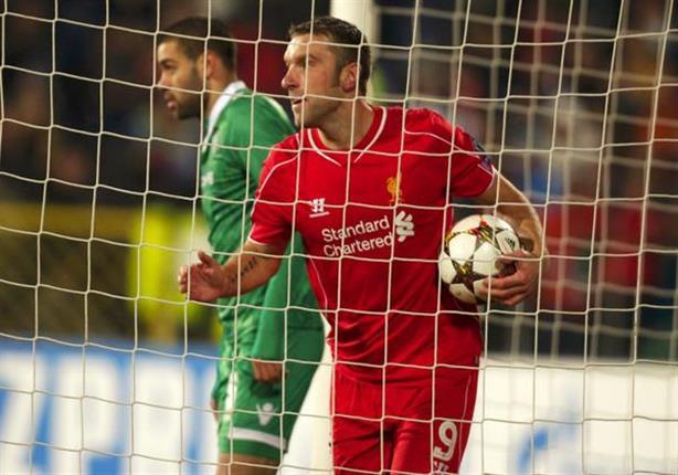 أهداف لودوجريتس 2-2 ليفربول