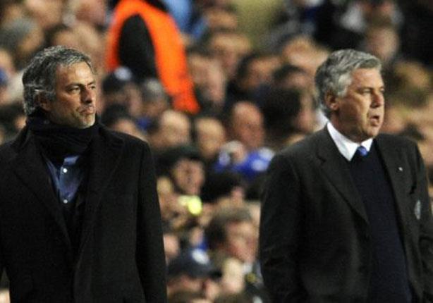 أنشيلوتي يعادل رقم مورينيو مع ريال مدريد