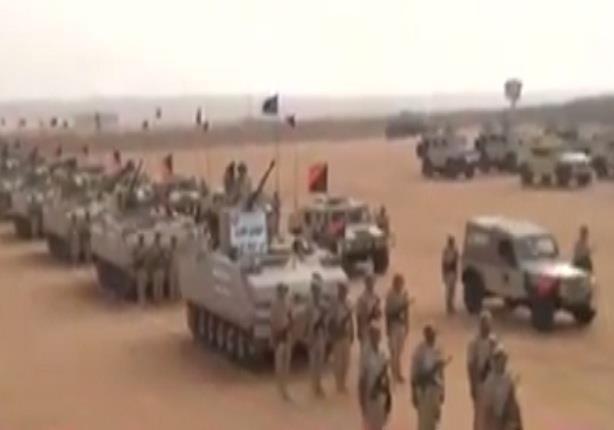 المتحدث العسكرى ينشر فيديو استعدادات القوات المسلحة لتظاهرات واحداث 28 نوفمبر