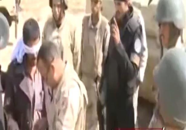 الجيش يلقى القبض على 7 إرهابيين ويدمير 49 بؤرة ارهابية بشمال سيناء