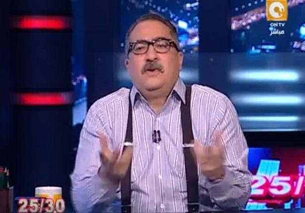 إبراهيم عيسى: تقول ايه للأهبل اللي بيقول أن السيسي هرب