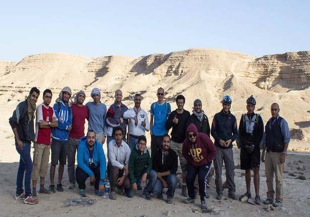 مدرسة الصحراء.. حلم