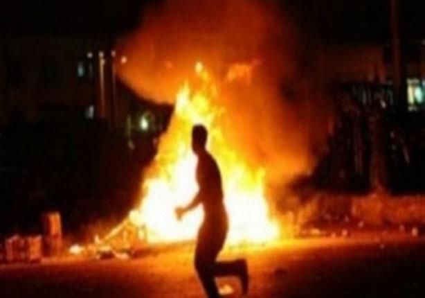 انفجار عبوة بدائية جوار خط الغاز الرئيسي بمدينة العاشر