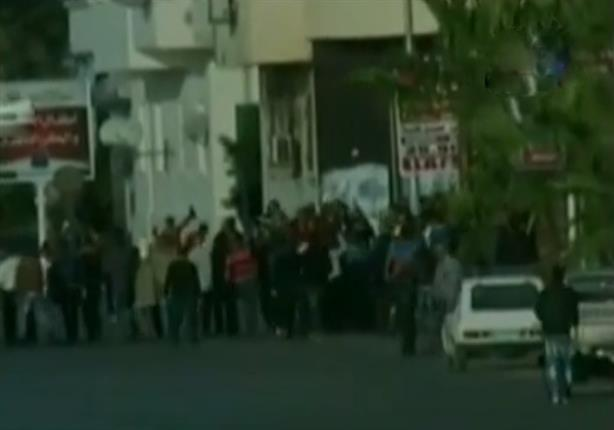 موسي يعرض مقطع لإشتباكات مع مسلحين بعمارة تحت الانشاء في الإسكندرية