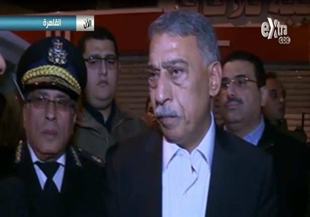 """بالفيديو .. مدير أمن القاهرة: هذه رسالتي لـ""""أعداء الوطن"""""""