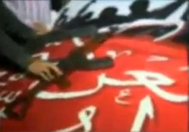 ضبط سيارة بها بندقية آلية وأعلاماً لداعش في المطرية