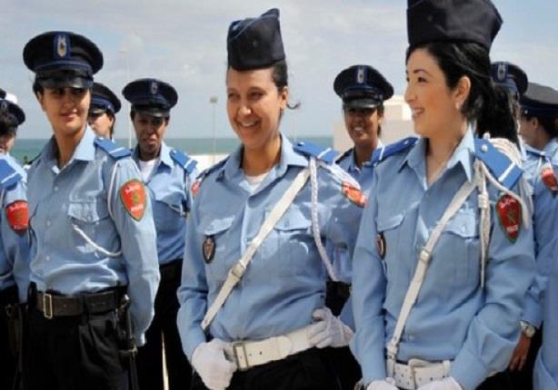 لأول مرة بالمغرب .. شرطيات بدراجات نارية في شوارع مراكش