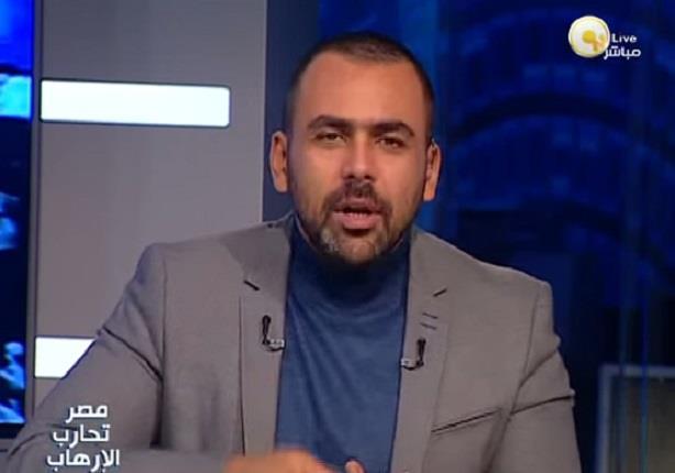 يوسف الحسينى :المراسلين نزلوا لتغطية الاحداث الحقيقية على عكس مراسلين الجزيرة