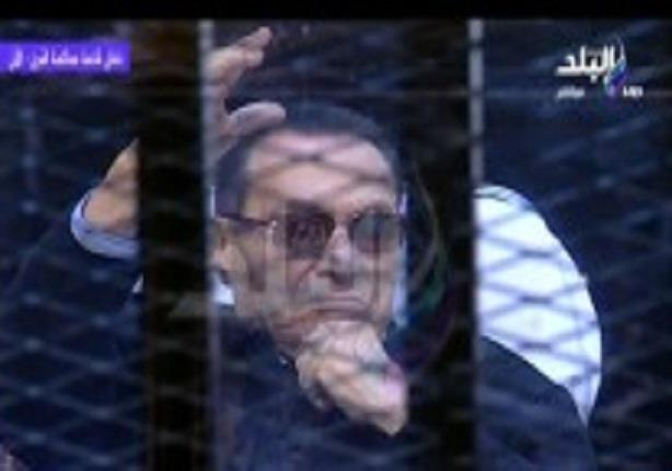 الحكم النهائى بالبراءة على محمد حسنى مبارك فى قضية تصدير الغاز لاسرائيل