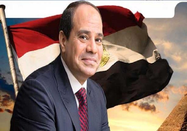 السيسي: مفيش حاجة اسمها نظام ولكن اسمها مصر