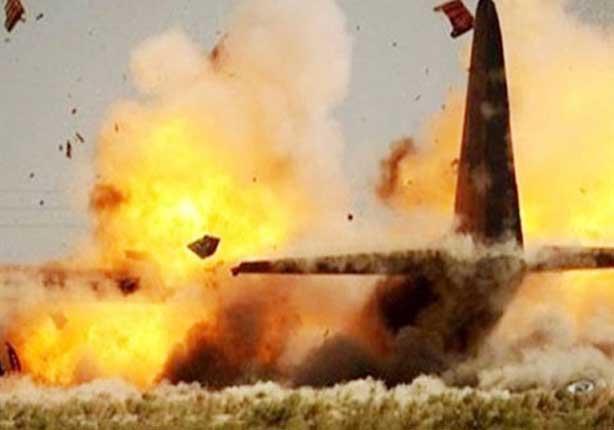 سقوط طائرة عسكرية أثناء تدريبات مشتركة بين مصر والإمارات واستشهاد طاقمها