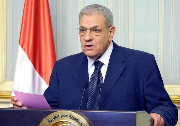 محلب للتلفزيون الأردني : ادخلوا مصر إن شاء الله آمنين