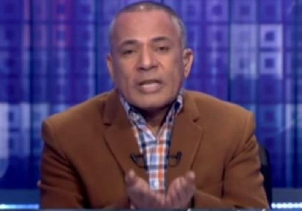"""احمد موسى يهاجم حسنيين هيكل على الهواء هو انت """"مقدس"""""""