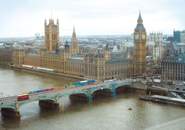 لندن: مشروع حديقة على شكل جسر على نهر تيمز