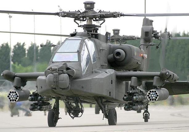 مصدر عسكري يوضح التعاون العسكري مع أمريكا واستلام طائرات الاباتشي