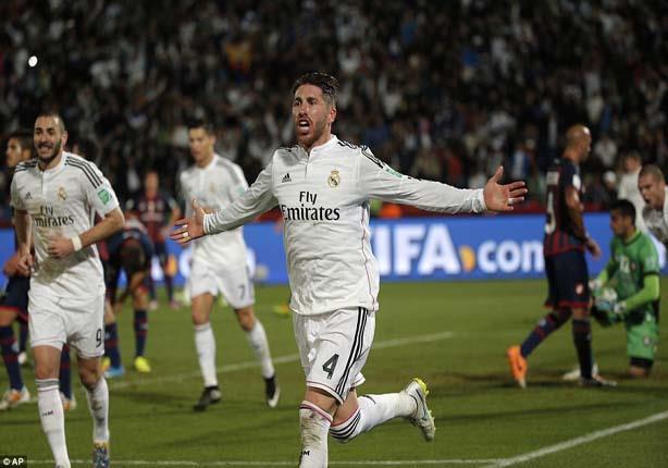 بالفيديو والصور- ريال مدريد يتوج بطلا للعالم لأول مرة في تاريخه