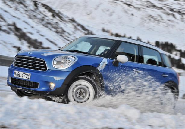 بالصور.. أفضل السيارات للقيادة أثناء الشتاء