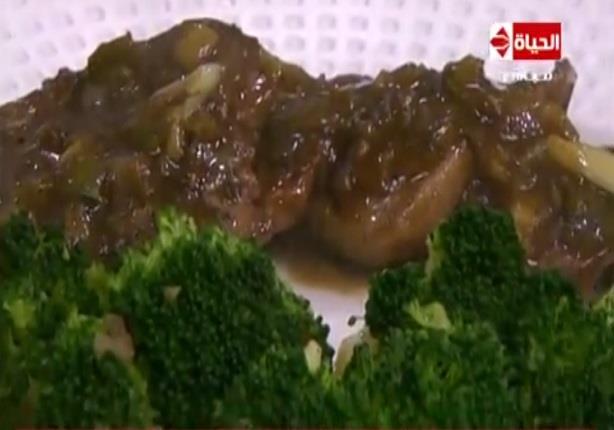 اللحم البتلو بالعسل - الشيف يسري خميس