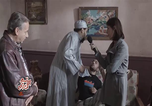 """""""أبوحفيظة"""" يسخر من ريهام سعيد بجزء جديد من حلقة الجن"""