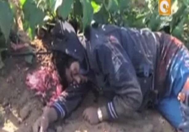 قوات الامن تمكنت مقتل 5 من عناصر أنصار بيت المقدس وإصابة ضابط شرطة
