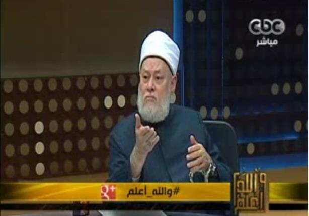 """علي جمعة: """"مفيش حاجة اسمها جن بيلبس إنسان"""""""